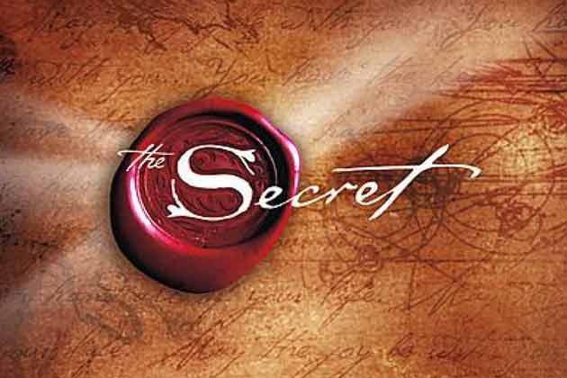 Secret attraction quotes book